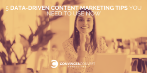 Data-Driven Content Marketing