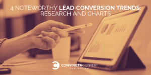 Lead Conversion Trends