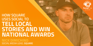 How Square uses Social to Tell Local Stories and Win National Awards