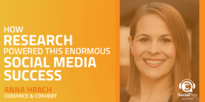 How Research Powered This Enormous Social Media Success