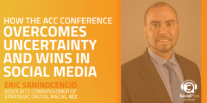 How the ACC Conference Overcomes Uncertainty and Wins in Social Media