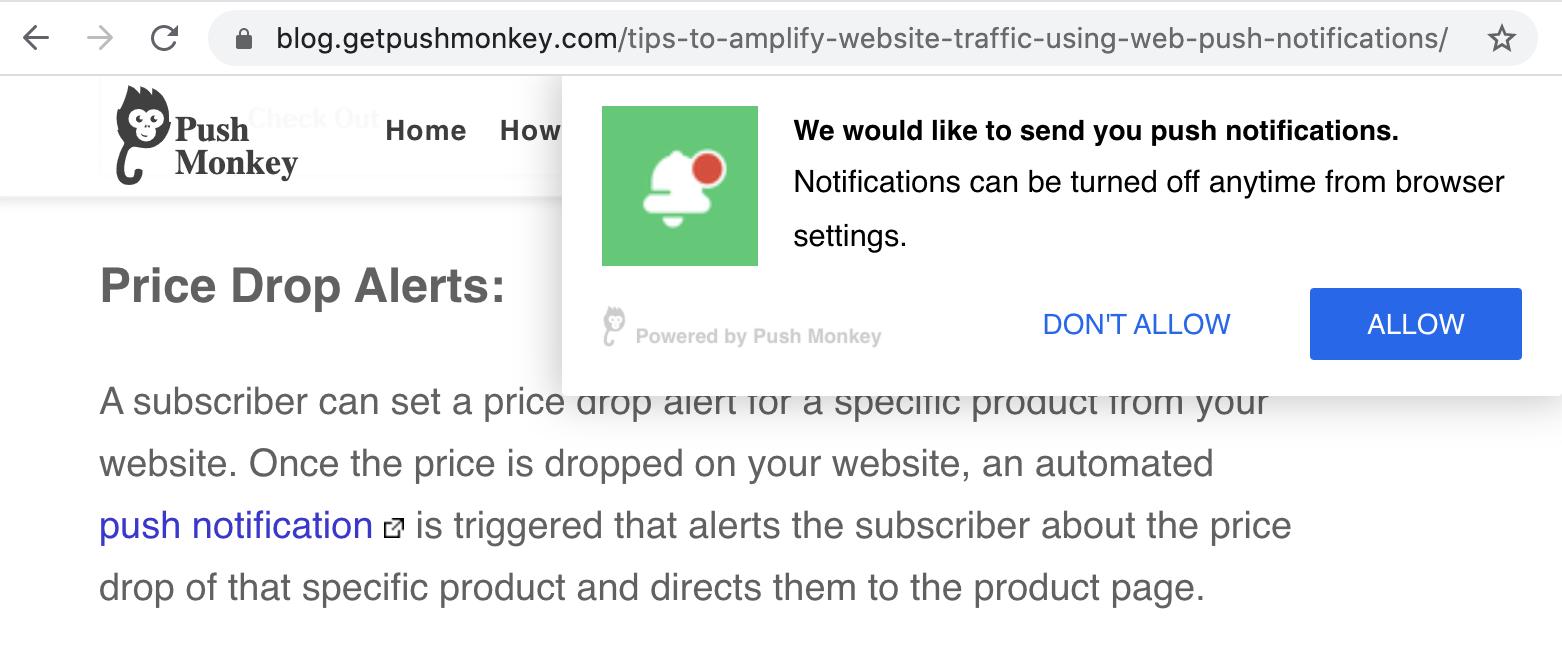 Un ejemplo de herramientas que le permiten publicar anuncios en su sitio web.