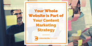 Website Content Marketing Strategy