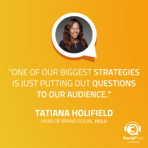 How Hulu Uses Social Media to Create Massive Brand Chatter
