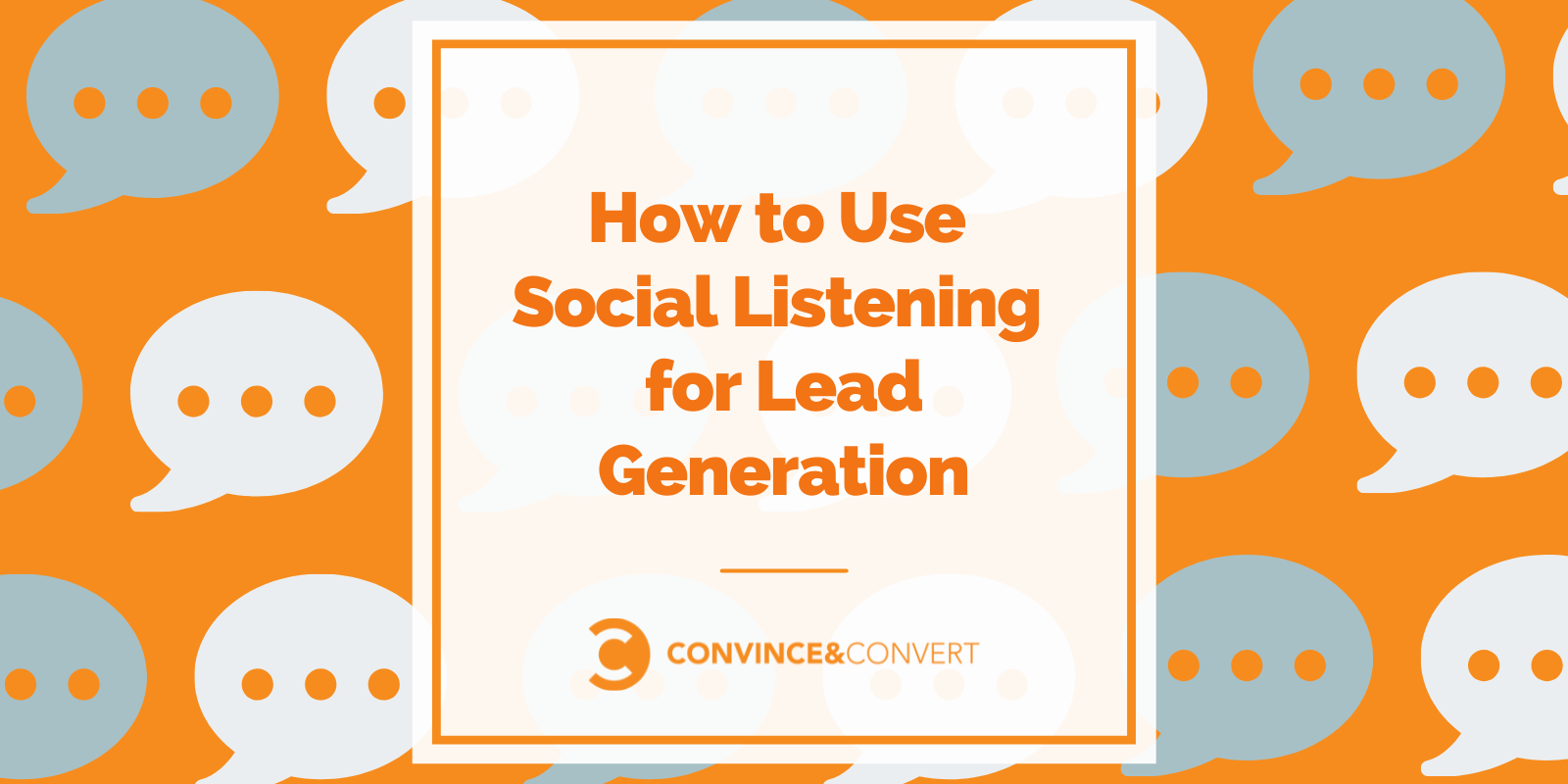 How to Use Social Listening for Lead Generation