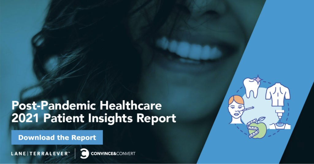 Review Post-Pandemic Healthcare Patient Insights Report 2021